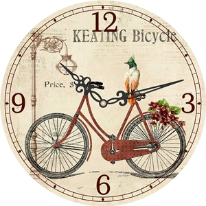 R22 RELOJ BICYCLE 29CM